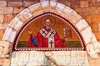 святой Николай Кошатник